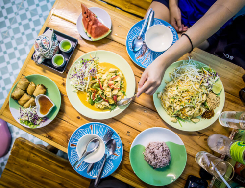 Must Know Dining Etiquette in Thailand