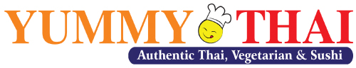 The Best Thai Frisco | Yummy Thai | Authentic | Thai | Sushi | Food | Vegetarian | Pho Restaurant | Bar Logo