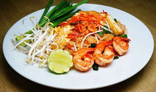 Central Thai Dishes