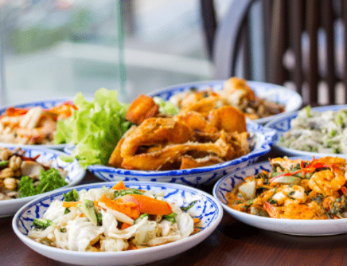 3 Tips on How to Eat Spicy Thai Food