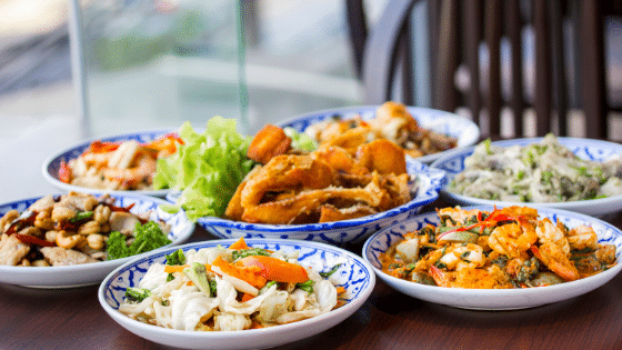 3 Tips on How to Eat Spicy Thai Dishes