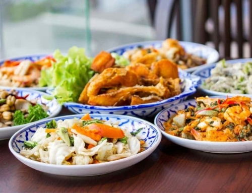 8 Must-try Spicy Thai Food
