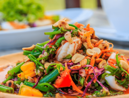 9 Mouth-Watering Thai Salads